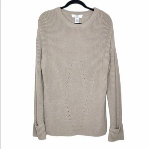 Magaschoni Knit Pullover Sweater